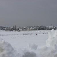 Βούλιαξαν στο χιόνι τα χωριά των Καμβουνίων! Δείτε βίντεο και φωτογραφίες
