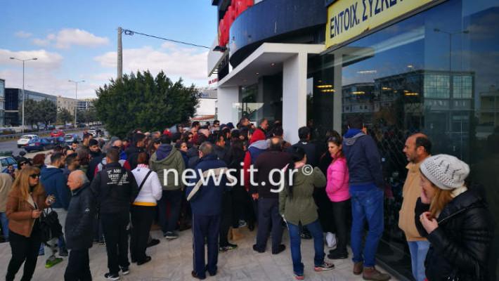 Ηλεκτρονική Αθηνών: Το αδιαχώρητο στην πρώτη διαδικασία εκποίησης προϊόντων της γνωστής αλυσίδας – Καταγγελίες καταναλωτών για… φιάσκο