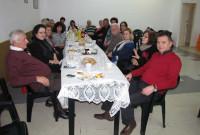 Πραγματοποιήθηκε η κοπή της πρωτοχρονιάτικης πίτας από τον Σύλλογο Γρεβενιωτών Κοζάνης