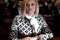 Η Ραχήλ Μακρή για την επίσκεψη των Υπουργών της Κυβέρνησης στη Δυτική Μακεδονία: «Οι εθνικοί εγκληματίες επισκέπτονται τον τόπο του εγκλήματος»