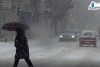 Σοβαρή επιδείνωση του καιρού την Τετάρτη 18/1 με πυκνές χιονοπτώσεις στη Δυτική Μακεδονία! Δείτε αναλυτικά
