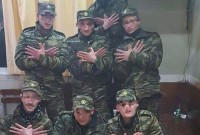 """Νεοσύλλεκτοι οι στρατιώτες του… """"αλβανικού αετού"""" – Άμεση αντίδραση του ΥΕΘΑ"""