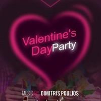 Valentine's Day Party με ρομαντική διάθεση και με μια ειδική cocktail list στο TimeSquare!
