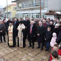 Με επισημότητα τίμησε ο Δήμος Βοΐου και η Γαλατινή τον τ. Δήμαρχο Ασκίου Βασίλη Πάτρα