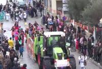 Δείτε όλη την Αποκριάτικη Παρέλαση 2017 στα Σέρβια Κοζάνης