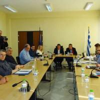Δόθηκε οριστική λύση στο θέμα των δασικών χαρτών μετά τη σύσκεψη στην Περιφέρεια