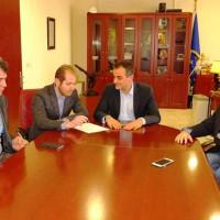 Υπογραφή σύμβασης για προμήθεια και εγκατάσταση Αυτόνομου Φωτοβολταϊκού Συστήματος 60 KWp στα Γρεβενά