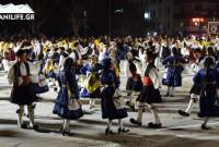 Δείτε Live τις Αποκριάτικες εκδηλώσεις από την κεντρική πλατεία της Κοζάνης!