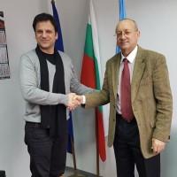 Ο Πρόεδρος του Συνδέσμου Γουνοποιών Σιάτιστας στη Σόφια της Βουλγαρίας για την έκθεση Γούνας 8 – 10 Φεβρουαρίου
