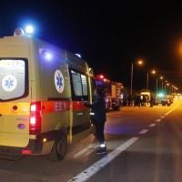 57χρονος από την Κοζάνη παρέσυρε με το αυτοκίνητο 50χρονο πεζό και τον διαμέλισε έξω από τη Λάρισα!