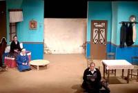 Συνεχίζεται με επιτυχία η παράσταση «Του Α» του Γιώργου Παφίλη στο Ολύμπιον