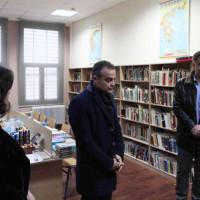 Παράδοση 2.000 βιβλίων στο Σωφρονιστικό Κατάστημα Φελλίου Γρεβενών