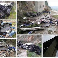 Νταλίκα έπεσε σε γκρεμό από γέφυρα στην Εγνατία! Προηγουμένως είχε φορτώσει από Κοζάνη με προορισμό την Ιταλία – Νεκρός ο οδηγός