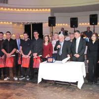 Άκρως επιτυχημένος ο ετήσιος χορός του Συλλόγου Γρεβενιωτών Κοζάνης