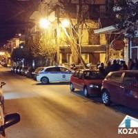 Αναστάτωση από πυροβολισμούς στην οδό Καταφυγίου στην Κοζάνη!