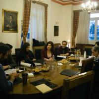 Εποικοδομητική η 5η συνάντηση των προέδρων των ΔΗ.ΠΕ.ΘΕ. της Εγνατίας Οδού στην Κοζάνη