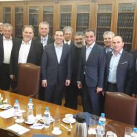 Το Ταμείο Ανάπτυξης Δυτικής Μακεδονίας ανακοίνωσε ο Αλέξης Τσίπρας – Συνάντηση με φορείς της περιοχής