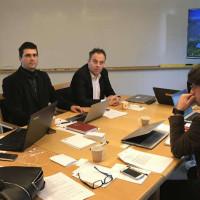 Επέστρεψε από τη Σουηδία η ελληνική αντιπροσωπεία για θέματα πολιτικής προστασίας με επικεφαλής την ΠΔΜ