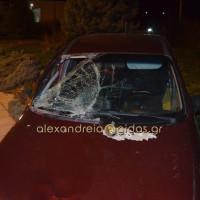 Ανήλικος οδηγός παρέσυρε και σκότωσε με το αυτοκίνητο 13χρονη στην Αλεξάνδρεια Ημαθίας!