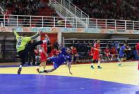 ΠΑΟΚ και Πανελλήνιος στον μεγάλο τελικό του κυπέλλου χάντμπολ ανδρών στο κλειστό της Λευκόβρυσης