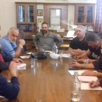Σύσκεψη Δημάρχου Κοζάνης με Φορείς από Ελλήσποντο για την παρέμβαση του Συλλόγου Ανέργων στην συνέντευξη του προέδρου της ΔΕΗ