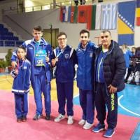 Σε δύο διεθνή πρωταθλήματα οι αθλητές της Μακεδονικής Δύναμης Κοζάνης