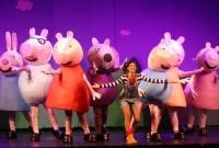 Πέππα το γουρουνάκι: Η παιδική θεατρική παράσταση «Το Όνειρο της Πέππα» στην Κοζάνη