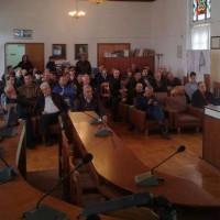 Μεγάλο ενδιαφέρον στην εκδήλωση για τους δασικούς χάρτες στη Σιάτιστα