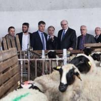 Ο Ευρωπαίος Επίτροπος για θέματα Γεωργίας και Αγροτικής Ανάπτυξης, κ. Phil Hogan στα Γρεβενά