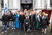 Μ.Π.Σ. Βαθυλάκκου: Επίσκεψη στη Βραΐλα της Ρουμανίας για τον εορτασμό της 25ης Μαρτίου