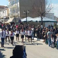 Με λαμπρότητα οι εκδηλώσεις για την 25η Μαρτίου στο Δήμο Βοΐο