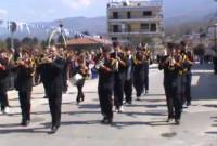 Βίντεο από τον Εορτασμό της Εθνικής Επετείου της 25ης Μαρτίου στα Σέρβια Κοζάνης