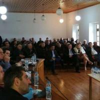 Με επιτυχία και η 2η ενημερωτική συνάντηση για τους δασικούς χάρτες στο Τσοτύλι του Δήμου Βοΐου