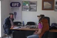 Ο πρόεδρος Ερασιτεχνών Αλιέων Κοζάνης Ιάκωβος Βαΐζογλου για την ευκαιρία τουριστικής ανάπτυξης της περιοχής