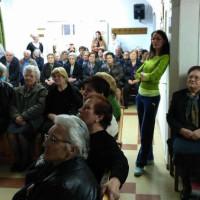 Με μεγάλο ενδιαφέρον και συμμετοχή η εκδήλωση στο ΚΑΠΗ Κοζάνης με θέμα την Οστεοπόρωση