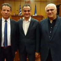 Τα νέα συμβούλια σε Περιφέρεια και Δήμο Κοζάνης