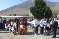 Δείτε φωτογραφίες από την παρέλαση της 25ης Μαρτίου στην Ξηρολίμνη Κοζάνης