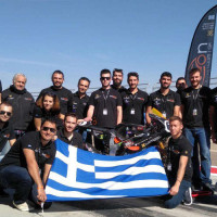 Πλώρη για τον Παγκόσμιο διαγωνισμό στην Ισπανία βάζει η ομάδα του Πανεπιστημίου Δυτικής Μακεδονίας Tyφoon Moto Racing Team