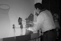 ΔΗΠΕΘΕ Κοζάνης: Εισήγηση για το πως μπορούμε να χρησιμοποιήσουμε το θέατρο σκιών στο σχολείο