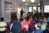 Ξεκίνησαν στην Κοβεντάρειο Δημοτική Βιβλιοθήκη τα μαθήματα δημιουργικής γραφής για παιδιά