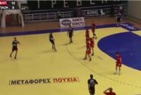 Δείτε ζωντανά τον αγώνα χάντμπολ από το κλειστό της Λευκόβρυσης μεταξύ των ομάδων Φιλίππου Βέροιας – ΠΑΟΚ