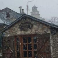 Χιόνια στο Νυμφαίο Φλώρινας, μια ημέρα μετά την ηλιόλουστη Κυριακή του Πάσχα! Δείτε φωτογραφία