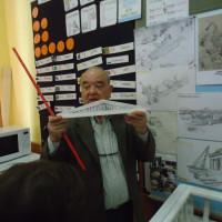 Χτίζοντας Παρθενώνες με τον μαρμαρογλύπτη Ευάγγελο Φυλακτό στο Δημοτικό σχολείο Άρδασσας Εορδαίας