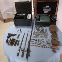 Δείτε φωτογραφίες: Σύλληψη 58χρονου στα Γρεβενά για κατοχή αρχαίων – Πάνω από 300 αντικείμενα μεγάλης αρχαιολογικής αξίας στην κατοχή του