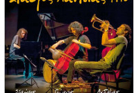 Σταύρος Λάντσιας trio: Μουσικό βραδινό στο στέκι του Φιλοπρόοδου στην Κοζάνη