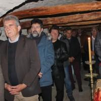 Ιστορική Θεία Λειτουργία στη σπηλαιοσκήτη του Οσίου Νικάνορος στη Ζάβορδα, μετά από 100 και πλέον χρόνια! Δείτε φωτογραφίες και βίντεο