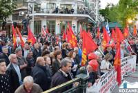 Ομιλία του Γ.Γ. του ΚΚΕ Δημήτρη Κουτσούμπα στην Κοζάνη για τις εξελίξεις στην ενέργεια – Δείτε βίντεο και φωτογραφίες