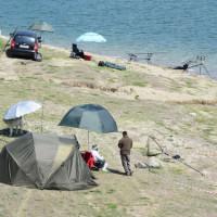 Με πάρα πολλές συμμετοχές ξεκίνησε στο 1ο Φεστιβάλ Αλιείας Κυπρίνου στη λίμνη Πολυφύτου – Δείτε βίντεο και φωτογραφίες