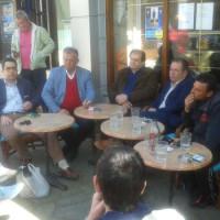 Μέτρα αντιμετώπισης των ζημιών από τη χαλαζόπτωση στο Βελβεντό – Επίσκεψη βουλευτών του ΣΥΡΙΖΑ στην περιοχή