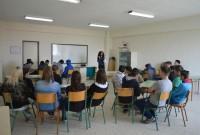 Υλοποιήθηκε το βιωματικό εργαστήριο για την έμφυλη βία στο ΕΠΑΛ Σερβίων